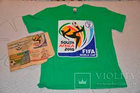 <b>Футболка</b> FIFA <b>World</b> cup 2010 Made in Africa - «VIOLITY» Auction ...