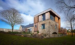 Scottish Style House Scottish Country House  small country house