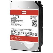 Жесткий диск Western Digital Red 10TB 5400rpm ... - ROZETKA