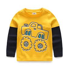 <b>Boys T</b> shirt <b>Kids</b> Tees <b>Baby</b> Child <b>Boy Cartoon</b> Spring Children Tee ...