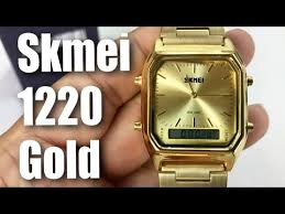 <b>SKMEI 1220</b> - Unboxing Review - YouTube