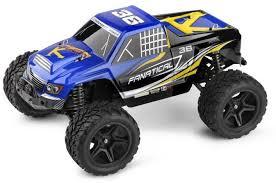 <b>Радиоуправляемый</b> джип <b>WLtoys</b> Monster Truck 2WD 1:12 2.4G ...