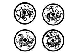 <b>Four</b> Symbols, <b>Four Mythological</b> Creatures in <b>China</b> - CITS