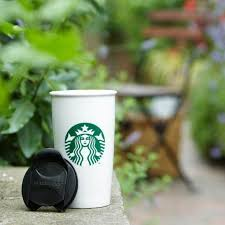 Термокружка Starbucks <b>Double Wall</b> Ceramic Traveler ...