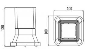 <b>Стакан</b> настольный <b>KAISER</b> Moderne KH-1135– купить в ...
