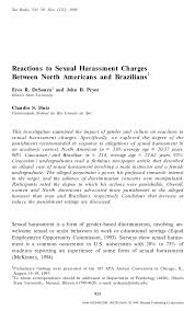 sexual harassment essays sexual harassment essay conclusion dgereport web fc com sexual harassment essay conclusion