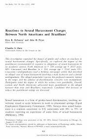 sexual harassment essays sexual harassment essay conclusion dgereport web fc com sexual harassment essay conclusion