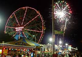 Image result for coney island july 4th 2016