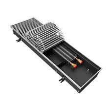 Купить <b>Конвектор внутрипольный</b> КВЗ 200-85-1000 <b>Techno</b> в ...