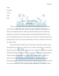 police corruption essay  wwwgxartorg essay police art education essaypolice report narrative