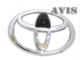 <b>CCD штатная камера</b> переднего вида AVIS Electronics ...