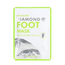 <b>Маска для ног</b> BeauuGreen Beauty153 <b>Diamond</b> Foot Mask ...