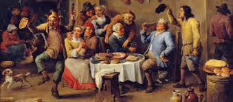 intoxication twelfth night lapham s quarterly twelfth night the king drinks by david teniers the younger