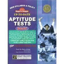 aptitude test 2017 by ch ahmed najib caravan book house cbpbook dogar s unique aptitude tests bcat by prof dr riaz ul haq