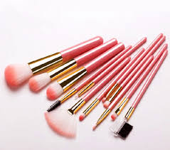 makeup brushes set 12pcs lot eye shadow blending eyeliner eyelash eyebrow for make up professional eyeshadow brush