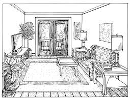 17 best ideas about one point perspective room on pinterest 1 on simple circuit schematic drawing room