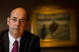Xavier Queralt, delegado del BBVA a Catalunya. - 1348565288269