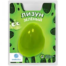 <b>Развивающая игрушка Intellectico Лизун</b> цветной - Акушерство.Ru