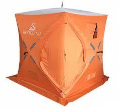 <b>Зимняя палатка куб Woodland</b> Ice Fish 2 New купить за 9 870 руб ...