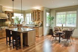 Living Dining Kitchen Room Design Amazing Small Modern Decorating Open Plan Living Dining And Fresh