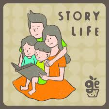 Story Life by Garden English