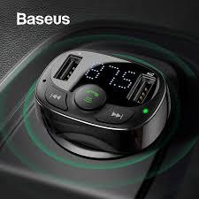 <b>Baseus S</b>-09AWireless Bluetooth Car MP3 Player FM LCD SD USB ...