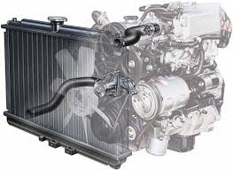 Устройство и принцип действия радиатора <b>охлаждения двигателя</b>