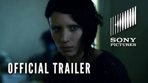 THE <b>GIRL</b> WITH THE DRAGON <b>TATTOO</b> - Official Trailer - In ...