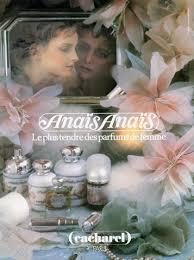 <b>Cacharel</b> '<b>Anais Anais</b>', 1985 | <b>Винтажные духи</b>, <b>Духи</b>, Аромат