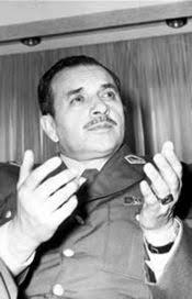 """César Leonidas Mendoza Durán. Director de Carabineros. General Golpista. Miembro de la Junta Militar. Alias: """"el General rastrero"""" - Cesar_Mendoza_Duran"""