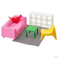 Хусет, <b>Кукольная мебель</b>,<b>гостиная</b> — купить в Красноярске ...
