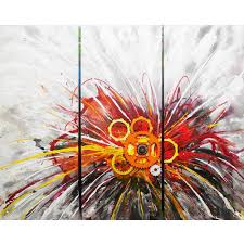 <b>3 Panel Canvas Painting</b> at Rs 4500 /piece | Sector 45 | Noida | ID ...