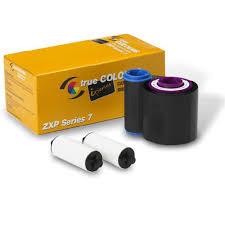 <b>Лента</b> Zebra <b>монохромная черная</b> 800077-701 - Купить в Print label