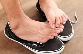 Understanding what the causes of stinky feet
