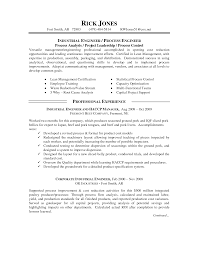 Manufacturing Engineer Resume Sample Engineer Resume Samples Quality Assurance Sample