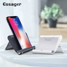 <b>Essager</b> Desk <b>Mobile Phone Holder</b> Stand For iPhone iPad ...