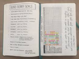 bullet journal one month update boho berry it s been just over 1 month my bullet journal time for an