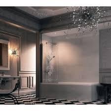 Душевая <b>шторка на ванну HUPPE</b> DESIGN VICTORIAN 75x76 ...