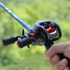 <b>12</b>+<b>1BB</b> Baitcast Fishing Reel Right / Left Hand <b>8.1:1</b> Lure | Shopee ...