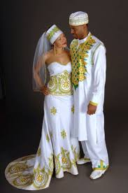 Image result for african american bride with non white dresses