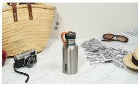 Купить <b>Фляга Black</b>+<b>Blum Water Bottle</b> 0,5 л сталь-бирюза по ...