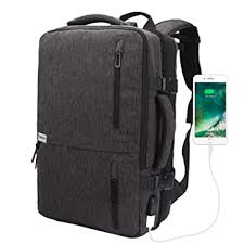 Lifeasy Travel Backpack, 35L Carry-On Daypack Flight Approved ...