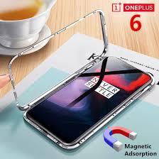 <b>Sinbeda</b> Magneto Magnetic Adsorption for <b>Oneplus</b> 6 <b>1</b>+6 Tempered ...