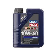 <b>Масло моторное</b> LIQUI MOLY Optimal <b>полусинтетическое 10W-40</b> ...