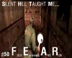 Pin by Caitlyn Russell on Silent Hill Taught Me | Pinterest via Relatably.com