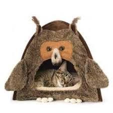 """<b>GiGwi Домик для кошек</b> и собак """"Сова"""" 40х45 см"""