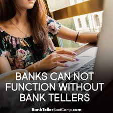 are bank tellers underpaid and overloaded archives banks can not function out bank tellers