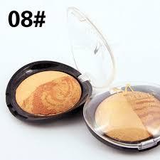 <b>MISS ROSE 12 Colors</b> Pressed Glitters Baking Powder Eyeshadow ...