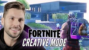 Real Architect Builds A Mansion In Fortnite <b>Creative</b> Mode ...
