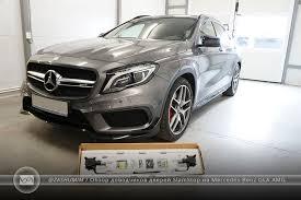 Установка <b>доводчиков дверей Mercedes-Benz</b> GLA AMG ...